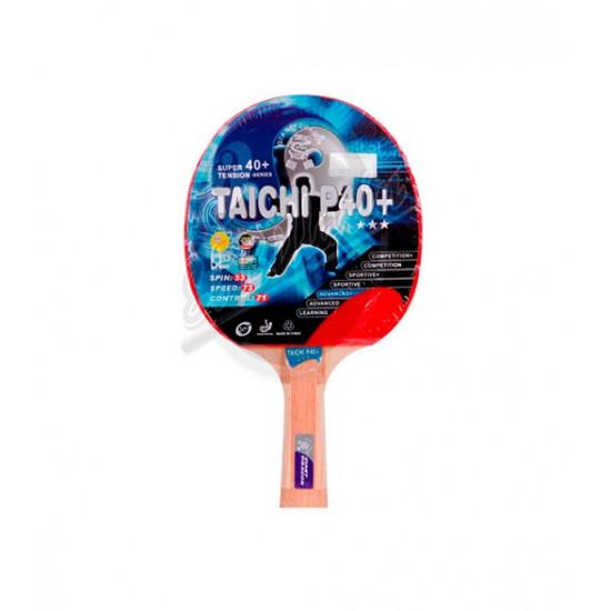Raqueta para Mesa de Tenis Taichi P40 3 Estrellas