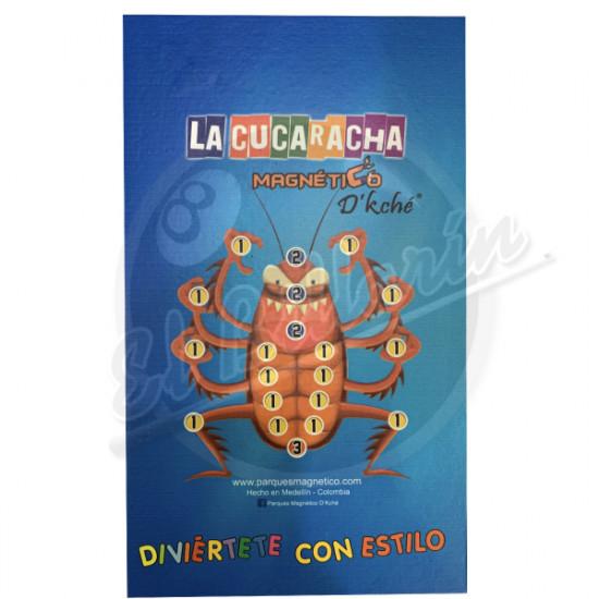 Juego La Cucaracha Magnetico