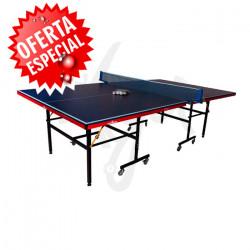 Mesa de Tenis Ping Pong  Sport Master 6202 / 15mm